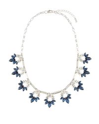 Hobbs | Blue Sophie Necklace | Lyst