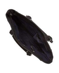 Pieces Freja Black Tote Bag