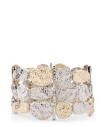 Hobbs | Metallic Sadie Bracelet | Lyst