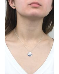 Juvi Designs - Metallic Constellation Silver Pendant - Lyst