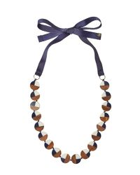 White Stuff - Multicolor Czech It Out Necklace Update - Lyst