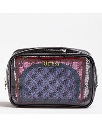 Guess Multicolor 3 In 1 Molly Wash Bag Womens
