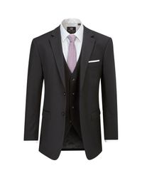 Skopes Black Newbury Suit Jacket for men