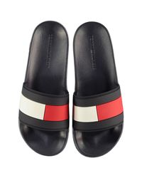 Tommy Hilfiger Multicolor Essential Sliders for men