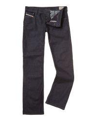 DIESEL | Blue Zatiny 88z Rinse Bootcut Jeans for Men | Lyst