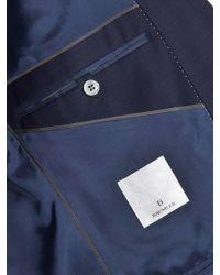 Bäumler | Blue Slim Fit Navy Suit Jacket for Men | Lyst
