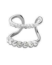 Dyrberg/Kern | Metallic Emelia Rings | Lyst