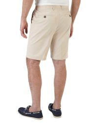 Skopes - Natural Bude Chino Shorts for Men - Lyst