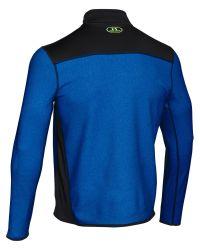 Under Armour - Blue Survival Fleece 1/4 Zip for Men - Lyst