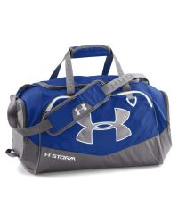 Under Armour | Blue Undeniable Synthetic Holdall for Men | Lyst