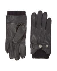 Jack & Jones Black Sheep Leather Glove for men