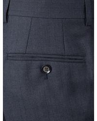 Skopes Blue Hansen Suit Trouser for men