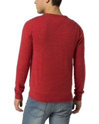 Tommy Hilfiger - Red Pacific Jumper for Men - Lyst
