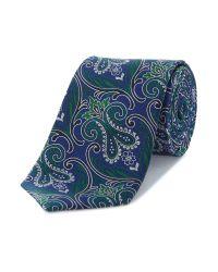 Simon Carter   Blue Hydra Tie for Men   Lyst