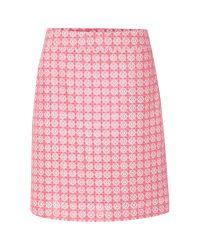 White Stuff | Pink San Marino Skirt | Lyst