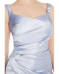 Coast Blue Zariya Duchess Satin Dress