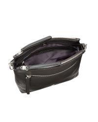 Fiorelli Black Elliot Small Crossbody Bag