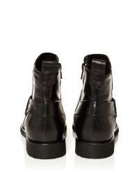 Moda In Pelle | Black Casias Ankle Boots | Lyst