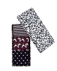 Hobbs | Purple Poppy Sock Box Set | Lyst