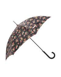 Cath Kidston - Gray Bloomsbury Umbrella - Lyst