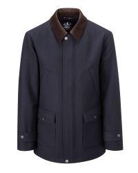 Skopes | Blue Rushmore Coat for Men | Lyst
