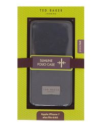 Ted Baker Blue Cross Grain Iphone 6 6s 7 Case for men