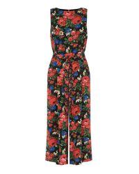 Warehouse Multicolor Lupita Rose Jumpsuit