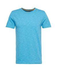 Tommy Hilfiger | Blue Flame Jersey T-shirt for Men | Lyst