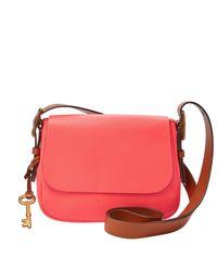 Fossil | Pink Zb7148433 Ladies Crossbody Bag | Lyst