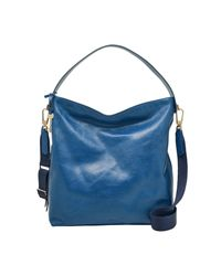 Fossil | Blue Swh0211001 Ladies Crossbody Bag | Lyst
