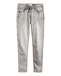 Sandwich   Gray Soft Touch Skinny Jeans   Lyst