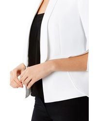 Coast | White Alba Tux Jacket | Lyst