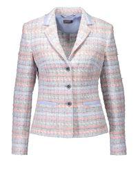 Basler - Multicolor Tweed Jacket - Lyst