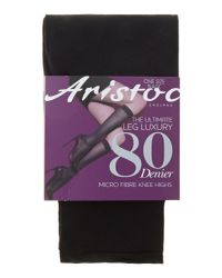 Aristoc - Black The Ultimate Luxury Leg 80 Denier Knee High Socks - Lyst