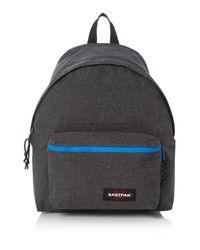 Eastpak - Gray Padded Backpack for Men - Lyst