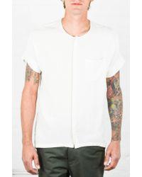 Chapter | White Ligh Woven Shirt for Men | Lyst