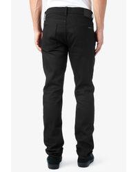 Hudson Jeans - Black Blake Slim Straight for Men - Lyst