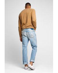 Hudson - Blue Dixon Easy Straight Jeans for Men - Lyst