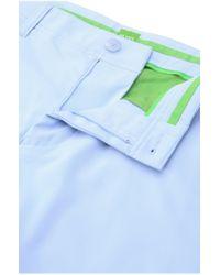 BOSS Green Blue 'hakan' | Slim Fit, Coolmax Performance Golf Pants for men