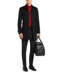 HUGO Red Plain Slim-fit Shirt In Stretch Cotton: 'elisha' for men