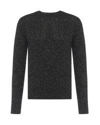 BOSS - Multicolor Mottled Cashmere Blend Tailored Sweater: 't-bianchi' for Men - Lyst