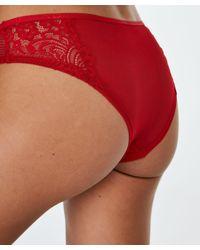 Brasileña Nora Hunkemöller de color Red