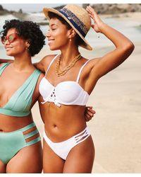 Atrevida braguita de bikini Sky Valley Hunkemöller de color White