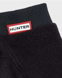 Hunter - Black Unisex Original Fitted Boot Socks - Ankle Length - Lyst