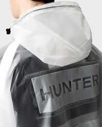 HUNTER - Natural Men's Original Vinyl Windcheater for Men - Lyst