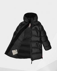 Hunter Black Women's Original Puffer Jacket
