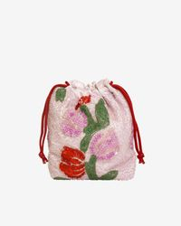 Hvisk Pouch Tulip Bead - Multicolor