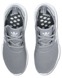 Adidas Originals | Gray Nmd R1 Runner for Men | Lyst
