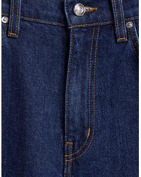 10 Crosby Derek Lam Blue Dylan High Rise Culotte Jeans