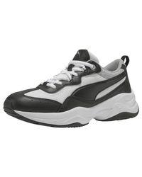 PUMA White Sneaker Cilia